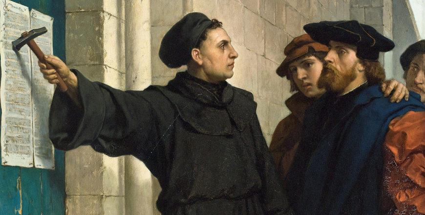 500-lecie Reformacji. Czy warto wspominać podział?