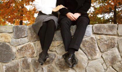 Małżeństwo na krawędzi wieczności