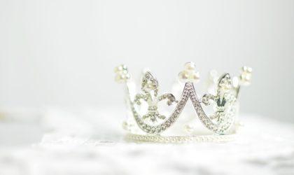 Królewska córka, czyli refleksje o kobiecości