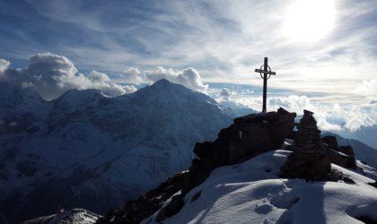 Krzyż, wieczność i tożsamość Boga