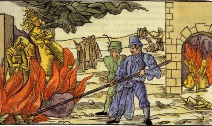 Chrześcijańska polemika a łowy na czarownice