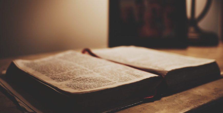 Dlaczego kocham czytać Biblię