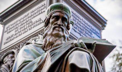 Wspominanie świętych reformacji