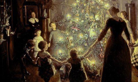 Pogańskie początki Bożego Narodzenia?