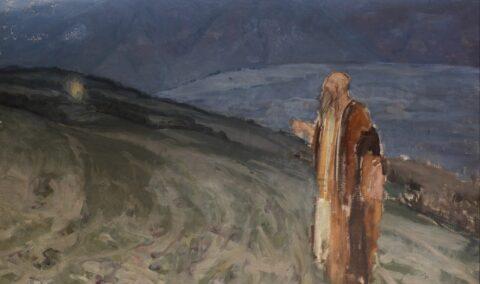 Bóg objawiający się w płonącym krzewie