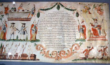 Pięćlekcji z Księgi Estery