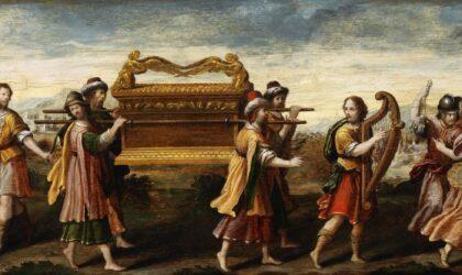 Czy Maria jest Nową Arką Przymierza? Część biblijna