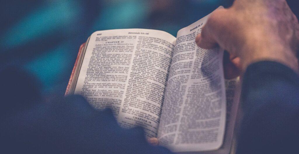 Czytanie Biblii dla początkujących